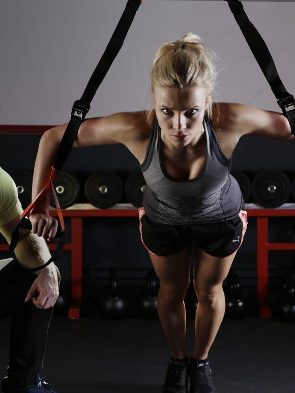 What are the current issues during gymnast training?