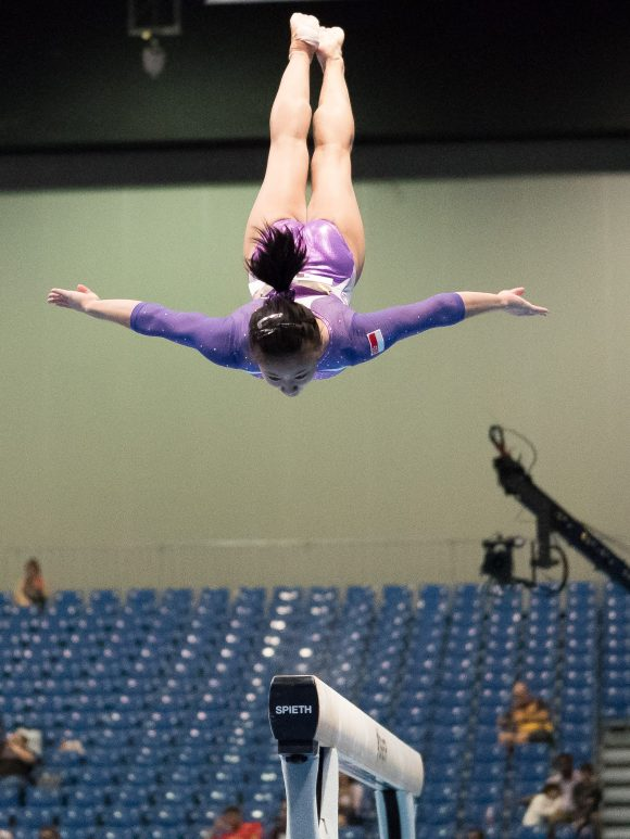 Gymnastics for all-around performance