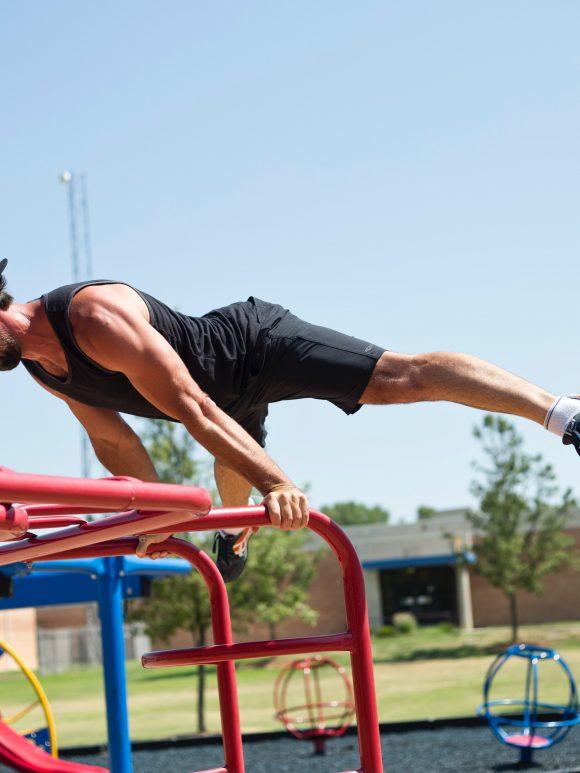 Gymnastics Bars That Aren't Even
